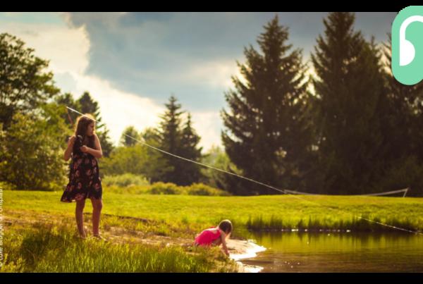 50 activités avec son enfant, activités dans la nature, apprentissage grâce à la nature