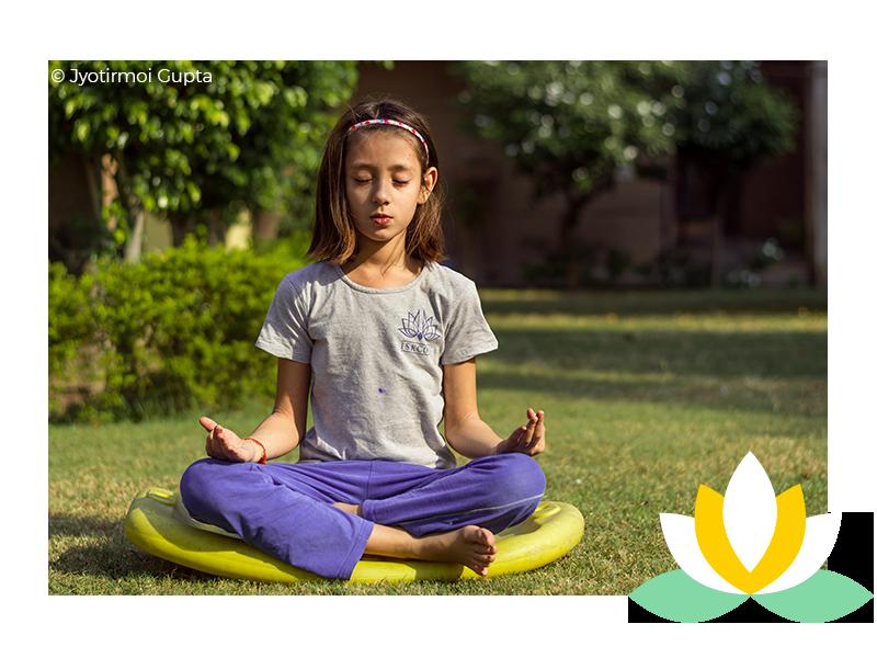 Pleine conscience pour les enfants, méditation